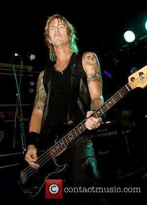 Duff McKagan Duff McKagan's Loaded live at the Liverpool Carling Academy Liverpool, England - 15.09.08