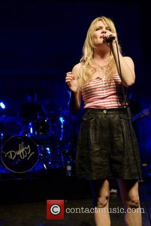 Welsh singer Duffy performs live in concert at the Shepherd's Bush Empire London, England - 04.06.08