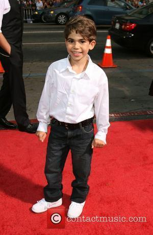 Cameron Boyce Los Angeles Premiere of 'Eagle Eye' - held at Grauman's Chinese Theatre - Arrivals Hollywood, California - 16.09.08