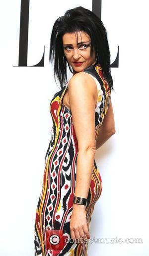 Siouxsie Sioux at the premiere of Edge Of Love at the Berkeley Hotel London, England - 19.06.08