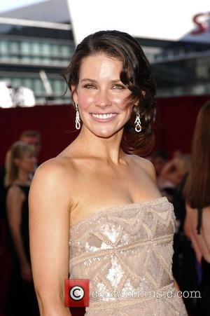 Evangeline Lilly 60th Annual Primetime Emmy Awards held at Nokia Theatre _ Arrivals Los Angeles, California - 21.09.08