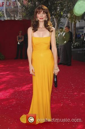 Saffron Burrows 60th Annual Primetime Emmy Awards held at Nokia Theatre _ Arrivals Los Angeles, California - 21.09.08