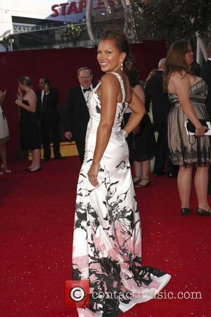 Vanessa Williams 60th Annual Primetime Emmy Awards held at Nokia Theatre _ Arrivals Los Angeles, California - 21.09.08