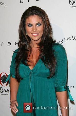 Nadia Bjorlin Pre-Emmy nominee party hosted by Darin Brooks in support of Tag The World Los Angeles, California - 13.06.08
