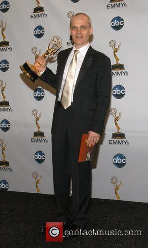 Zeljko Ivanek 60th Annual Primetime Emmy Awards held at Nokia Theatre - press room Los Angeles, California - 21.09.08