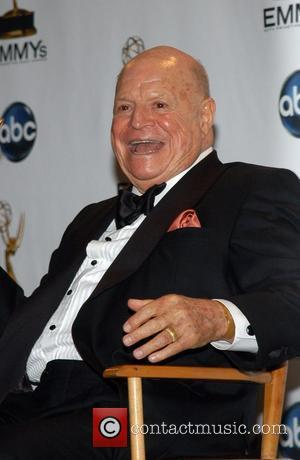 Don Rickles 60th Annual Primetime Emmy Awards held at Nokia Theatre - press room Los Angeles, California - 21.09.08