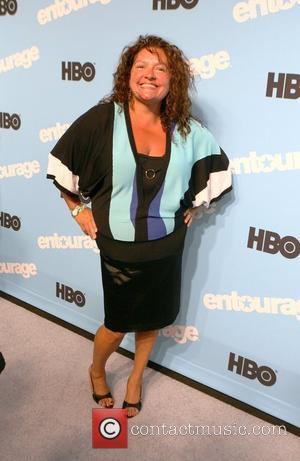 Aida Turturro HBO Presents The Premiere Of The Fifth Season Of 'Entourage' at The Ziegfeld Theater - Arrivals New York...