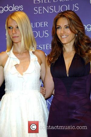 Gwyneth Paltrow and Elizabeth Hurley