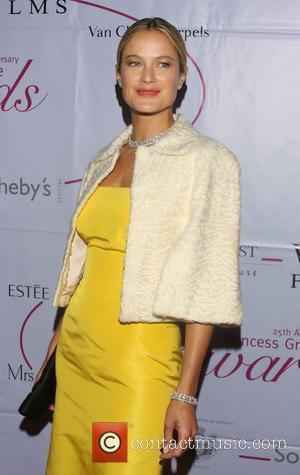 Carolyn Murphy 25th Anniversary Princess Grace Awards Gala at Sotheby's New York City, USA - 25.10.07
