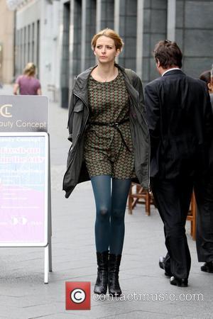 Eva Padberg leaving the Hotel de Rome,  Berlin, Germany - 15.07.08