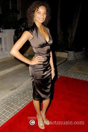 Rochelle Aytes 'An Evening of New Dreams' party to benefit the Somaly Mam Foundation, held at Jeff Green's private residence...