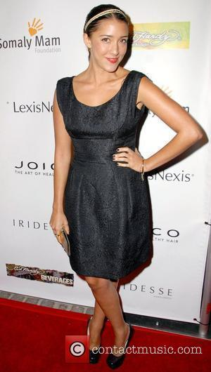 Fernanda Romero New Dreams Charity Dinner in aid of the Somaly Mam Foundation - Arrivals Los Angeles, California - 16.09.08