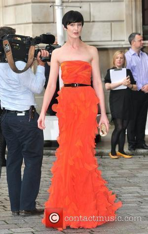 Erin O'Connor Royal Academy Summer Exhibition 2008 - VIP private view held at the Royal Academy of Arts - Arrivals...