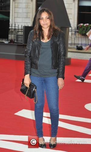 Miquita Oliver Royal Academy Summer Exhibition 2008 - VIP private view held at the Royal Academy of Arts - Arrivals...