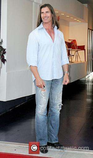 Fabio Lanzoni visits a gallery in West Hollywood  Los Angeles, California - 24.07.08
