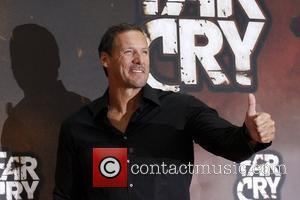 Ralf Moeller Photocall for the movie Far Cry based on the eponymous video game at Hotel de Rome Berlin, Germany...