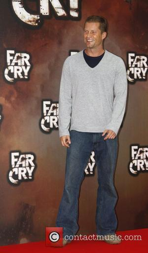 Til Schweiger Photocall for the movie Far Cry based on the eponymous video game at Hotel de Rome Berlin, Germany...