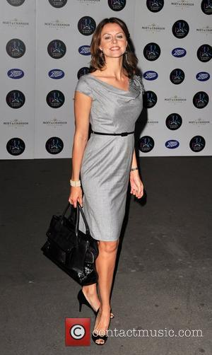 Beverley Turner The National Magazine Company: 30 Days of Fashion and Beauty Gala Party, at the Natural History Museum -...