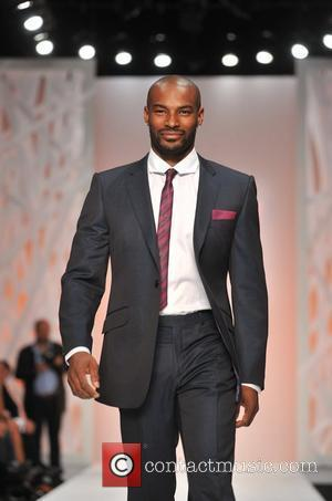 Tyson Beckford London Fashion Week - Spring/Summer 2009 - Fashion for Relief event held at BFC Tent, Natural History Museum...