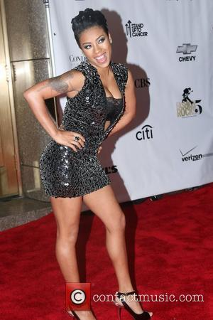 Keyshia Cole Conde Nast Media Group's 5th Anniversary of Fashion Rocks at Radio City Music Hall - Arrivals New York...