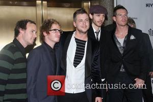 OneRepublic Conde Nast Media Group's 5th Anniversary of Fashion Rocks at Radio City Music Hall - Arrivals New York City,...