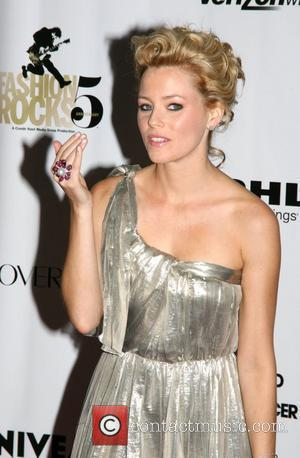Fashion Rocks, Radio City Music Hall, Elizabeth Banks