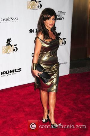 Paula Abdul Conde Nast Media Group's 5th Anniversary of Fashion Rocks at Radio City Music Hall - Arrivals New York...