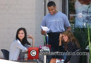 Tristan Wilds and Beverly Hills 90210
