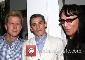 Matthew Modine, Ruben Toledo and Joey Arias