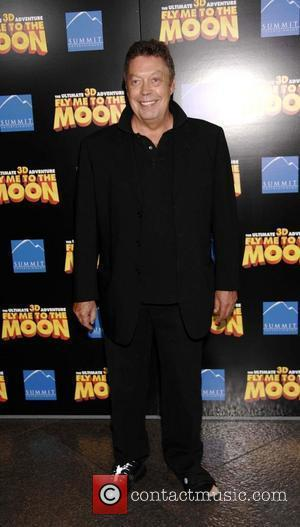 Tim Curry The Los Angeles premiere of 'Fly me to the Moon' at the Direcotrs Guild of America in West...