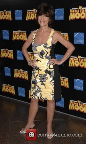Adrienne Barbeau The Los Angeles premiere of 'Fly me to the Moon' at the Direcotrs Guild of America in West...