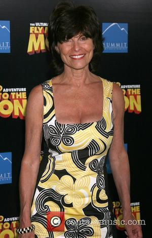 Adrienne Barbeau The Los Angeles premiere of 'Fly me to the Moon' at the Directors Guild of America in West...