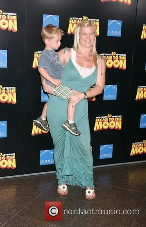 Alison Sweeney, Her Son and Directors Guild Of America