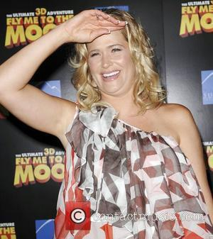 Kristy Swanson The Los Angeles premiere of 'Fly me to the Moon' at the Directors Guild of America in West...
