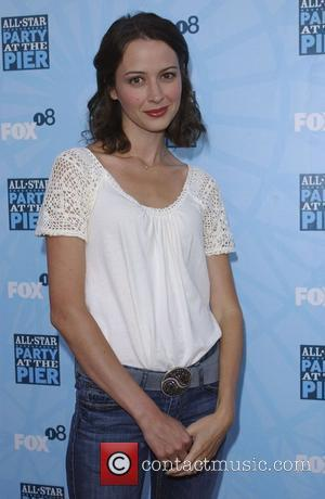 Amy Acker Fox All-Star Party At The Pier - Arrivals held at the Santa Monica Pier Los Angeles, California -...