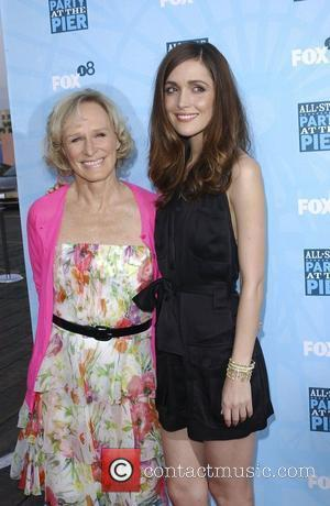 Glenn Close and Rose Byrne