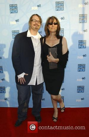 Katey Sagal and guest Fox All-Star Party At The Pier - Arrivals held at the Santa Monica Pier Los Angeles,...