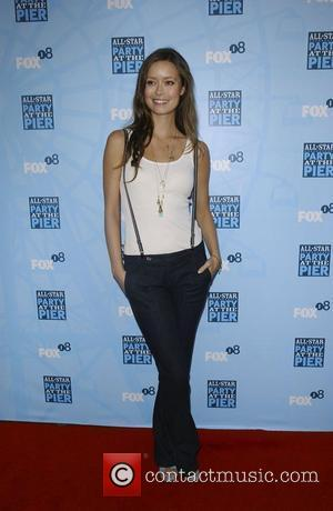Summer Glau Fox All-Star Party At The Pier - Arrivals held at the Santa Monica Pier Los Angeles, California -...