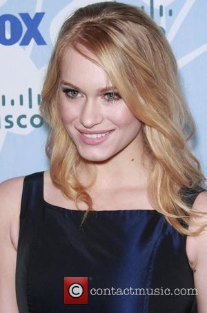 Leven Rambin The Fox Fall Eco Casino Party at The London Hotel - arrivals West Hollywood, California - 08.09.08