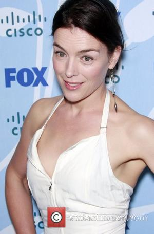 Olivia Williams The Fox Fall Eco Casino Party at The London Hotel - arrivals West Hollywood, California - 08.09.08