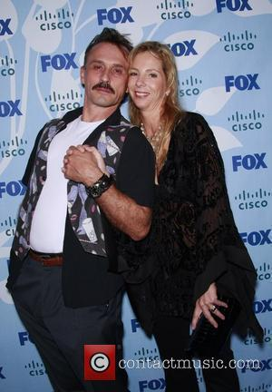 Robert Knepper and wife Tory Herald The Fox Fall Eco Casino Party at The London Hotel - arrivals West Hollywood,...