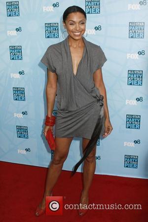 Tamara Taylor Fox All-Star Party At The Pier - Arrivals held at the Santa Monica Pier Santa Monica, California -...