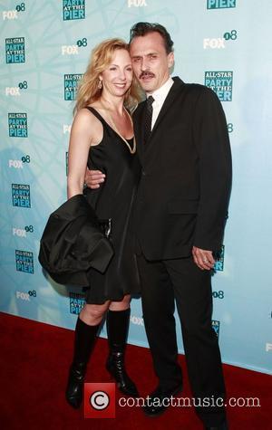 Robert Knepper and wife Tory Herald Fox TCA Summer Party at the Santa Monica Pier Santa Monica, California - 14.07.08