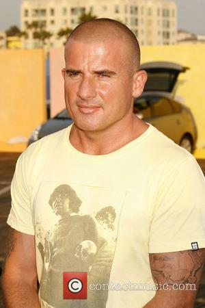 Dominic Purcell Fox All-Star Party At The Pier - Arrivals held at the Santa Monica Pier Santa Monica, California -...