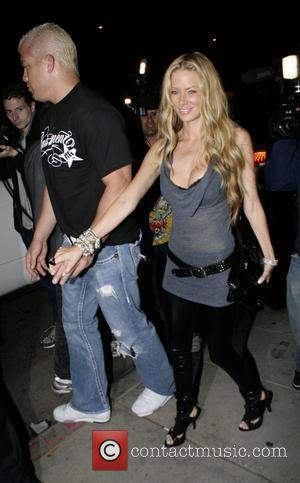 Tito Ortiz and Jenna Jameson outside the Foxtail nightclub in West Hollywood Los Angeles, California - 12.06.08