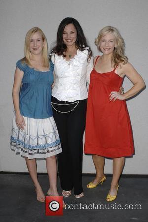 Angela Kinsey, Fran Drescher and Survivor