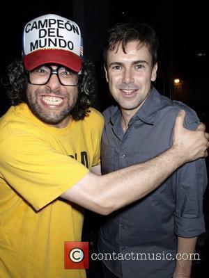 Judah Friedlander and Matt McGrath 'Full Grown Men' premiere party held at The Stand New York City, USA - 25.06.08
