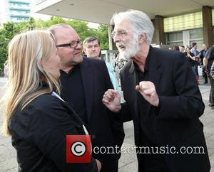 Stefan Arndt, His Wife Manuela Stehr and Michael Haneke