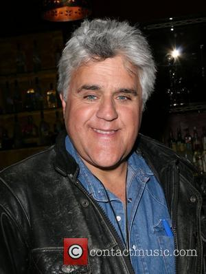 Jay Leno at the 'Celebration of Love and Pride' event in West Hollywood to mark the start of national gay...
