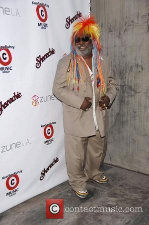 George Clinton George Clinton's birthday celebration at Zune Los Angeles, California - 22.07.08